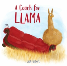 Couch for Llama, Hardback Book
