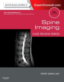 Spine Imaging: Case Review Series : Expert Consult - Online and Print, Paperback Book