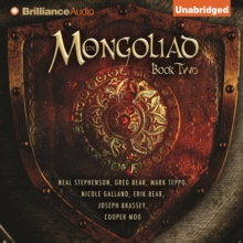 The Mongoliad: Book Two, eAudiobook MP3 eaudioBook