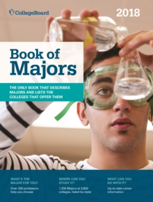 Book of Majors 2018, Paperback / softback Book
