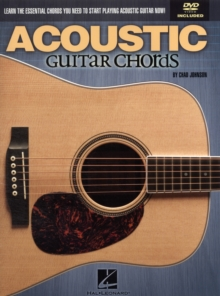 Chad Johnson : Acoustic Guitar Chords, Paperback / softback Book