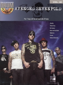 Drum Play-Along Volume 28 : Avenged Sevenfold, Paperback Book