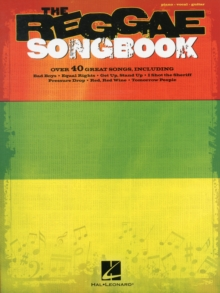 The Reggae Songbook, Paperback Book
