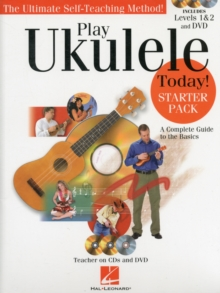 Play Ukulele Today] - Starter Pack, Paperback / softback Book