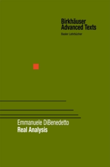Real Analysis, PDF eBook