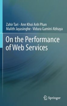 On the Performance of Web Services, Hardback Book