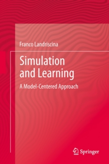 Simulation and Learning, Hardback Book