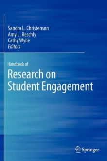 Handbook of Research on Student Engagement, Hardback Book