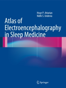 Atlas of Electroencephalography in Sleep Medicine, Hardback Book