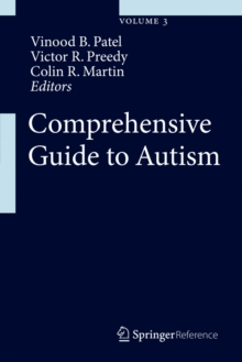 Comprehensive Guide to Autism, Hardback Book