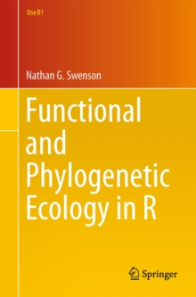 Functional and Phylogenetic Ecology in R, Paperback Book