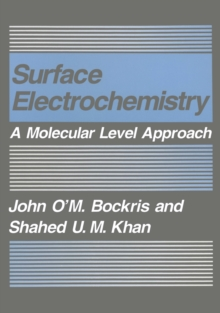 Surface Electrochemistry : A Molecular Level Approach, PDF eBook