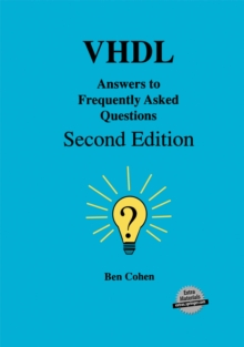 VHDL Answers to Frequently Asked Questions, PDF eBook