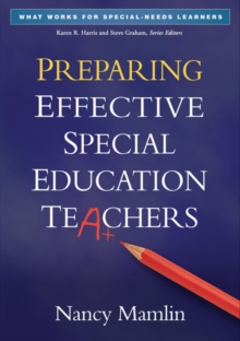 Preparing Effective Special Education Teachers, Paperback Book