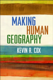 Making Human Geography, Hardback Book
