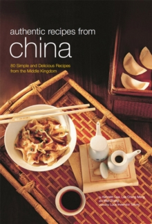 Authentic Recipes from China, EPUB eBook