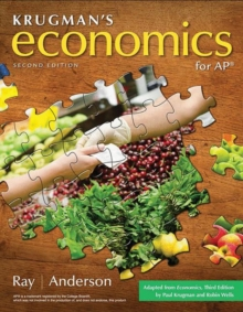 Krugman's Economics for AP*, Hardback Book