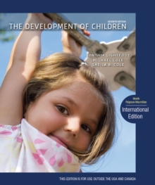 The Development of Children, Hardback Book