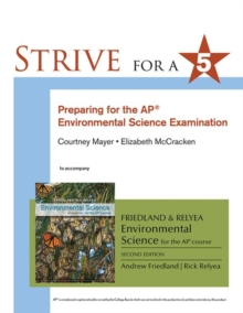Strive for 5: Preparing for the AP Environmental Science Exam, Paperback / softback Book