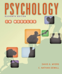 Psychology in Modules, Hardback Book