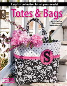 Totes & Bags : A Stylish Collection for All Your Needs!, Paperback / softback Book