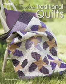 Timeless Traditional Quilts, Paperback Book