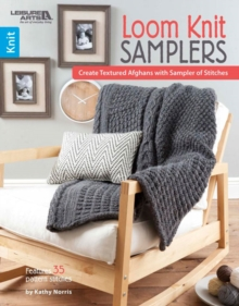 Loom Knit Samplers, Paperback Book
