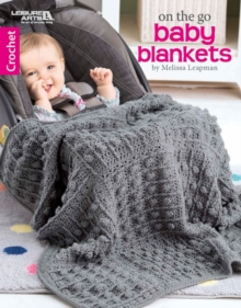 On the Go Baby Blankets, Paperback Book
