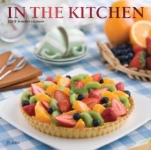In the Kitchen 2019 Square Wall Calendar, Calendar Book