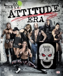 WWE The Attitude Era, Hardback Book