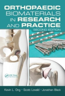 Orthopaedic Biomaterials in Research and Practice, Hardback Book