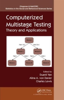 Computerized Multistage Testing : Theory and Applications, Hardback Book
