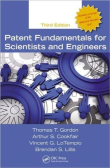 Patent Fundamentals for Scientists and Engineers, Third Edition, Paperback Book