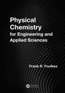Physical Chemistry for Engineering and Applied Sciences, Hardback Book