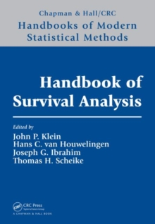 Handbook of Survival Analysis, Hardback Book