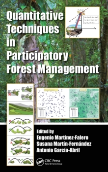 Quantitative Techniques in Participatory Forest Management, Hardback Book