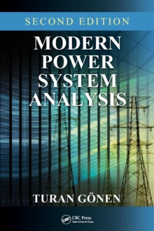 Modern Power System Analysis, Hardback Book