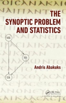 The Synoptic Problem and Statistics, Hardback Book