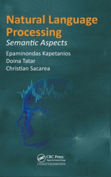 Natural Language Processing : Semantic Aspects, Hardback Book