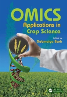 OMICS Applications in Crop Science, Hardback Book