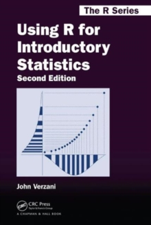 Using R for Introductory Statistics, Second Edition, Hardback Book