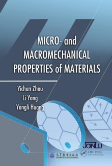 Micro- and Macromechanical Properties of Materials, Hardback Book