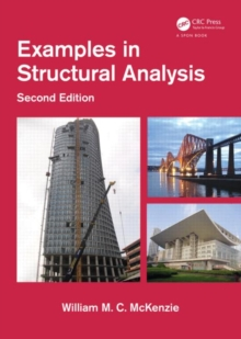 Examples in Structural Analysis, Second Edition, Paperback Book