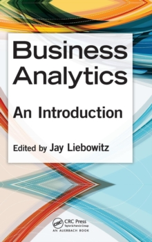 Business Analytics : An Introduction, Hardback Book