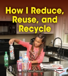 How I Reduce, Reuse, and Recycle, PDF eBook