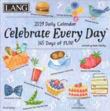 Celebrate Everyday 2019 Boxed Calendar, Paperback Book