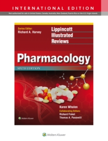 Lippincott Illustrated Reviews: Pharmacology, Paperback Book