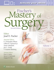 Fischer's Mastery of Surgery, Hardback Book