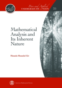 Mathematical Analysis and its Inherent Nature, Hardback Book