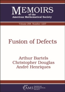 Fusion of Defects, Paperback / softback Book